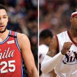 NBA – Allen Iverson s'en mêle et envoie un message à Ben Simmons !