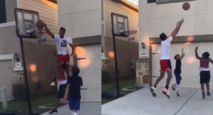 NBA – Des gamins toquent à la porte de Dejounte Murray pour jouer… et ça tourne mal pour eux