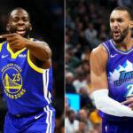 NBA – Le like polémique de Rudy Gobert à propos de… Draymond Green !