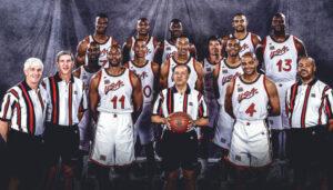 NBA – Le record totalement WTF de la Dream Team 1996
