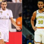 NBA – Pour se défendre, Gareth Bale utilise… Steph Curry