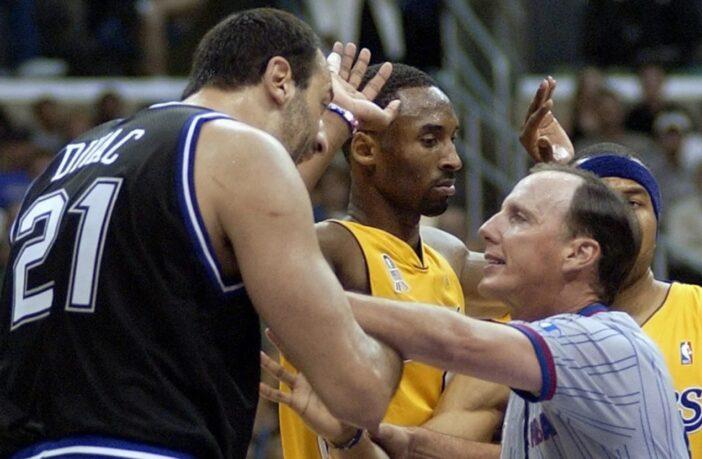 Kings et Lakers en 2002