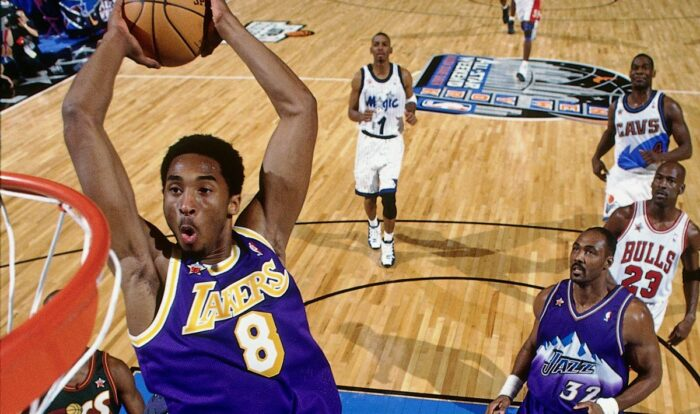 Kobe Bryant au All-Star Game 1998