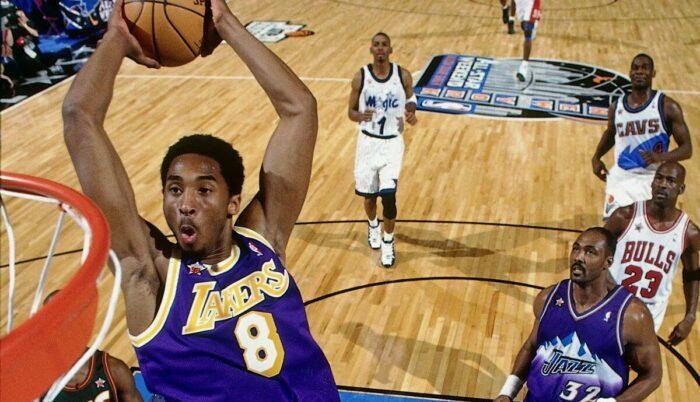 Kobe Bryant au All-Star Game 1998