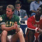 NBA – La phrase humiliante de Larry Bird envers un ennemi de Michael Jordan
