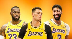 NBA – Un trade pour les Lakers pour récupérer Zach LaVine