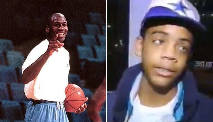 NBA - Quand un ado affrontait MJ... puis expliquait très sérieusement comment le battre