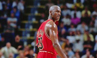 Michael Jordan chez les Bulls