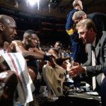 NBA – Le génial dernier trash-talking de Jordan pour Larry Bird, en 1998