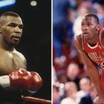 NBA – Le jour où Jordan a failli se faire frapper par… Mike Tyson !