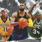 NBA – Le 5 all-time de chaque franchise selon CBS Sports (Conf. Est)