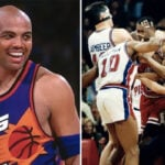 NBA – Les 2 seuls Bad Boys qui « savaient se battre » selon Charles Barkley