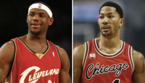 NBA – L'épisode impliquant LeBron James que Derrick Rose n'a pas digéré