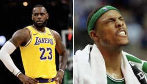 NBA – Kendrick Perkins revient à la charge dans l'affaire Paul Pierce/LeBron