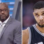 NBA – Shaquille O'Neal s'en prend à Tim Duncan et aux Spurs !