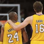 NBA – Pau Gasol bouleverse les fans avec son message pour Kobe