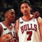 NBA – La phrase sauvage de Scottie Pippen envers Toni Kukoc