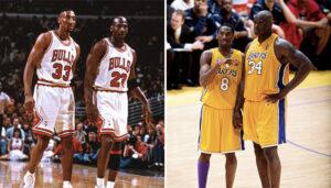 NBA – Les 10 meilleurs duos all-time selon NBC, Tony Parker présent !