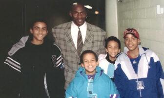 NBA - Tony Parker raconte sa première rencontre avec Jordan à 14 ans... et son problème gênant