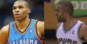 NBA – Quand Tony Parker trash-talkait salement Russell Westbrook