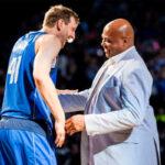 NBA – Quand Charles Barkley tentait de recruter et payer illégalement Dirk Nowitzki