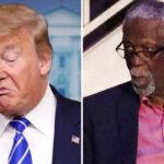 NBA – Bill Russell éclate une nouvelle fois Donald Trump !