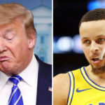 NBA – Un joueur des Warriors insulte Donald Trump