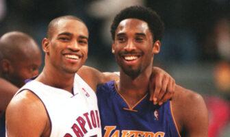 Vince Carter et Kobe Bryant ont été coéquipiers au lycée