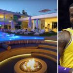 NBA – Pourquoi LeBron lâche son immense manoir à Los Angeles