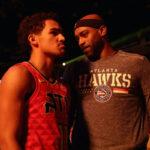 NBA – Le superbe message d'adieu de Trae Young pour Vince Carter