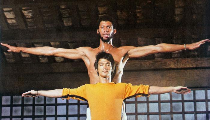 Bruce Lee a inspiré Kareem Abdul-Jabbar
