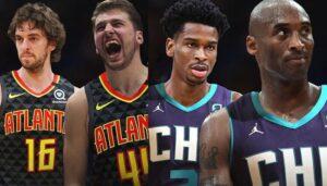 NBA – Le meilleur Big Three de chaque franchise si elle avait gardé ses joueurs draftés (part 2)