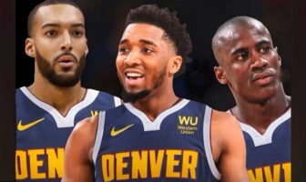 Le Big Three des Nuggets à la Draft