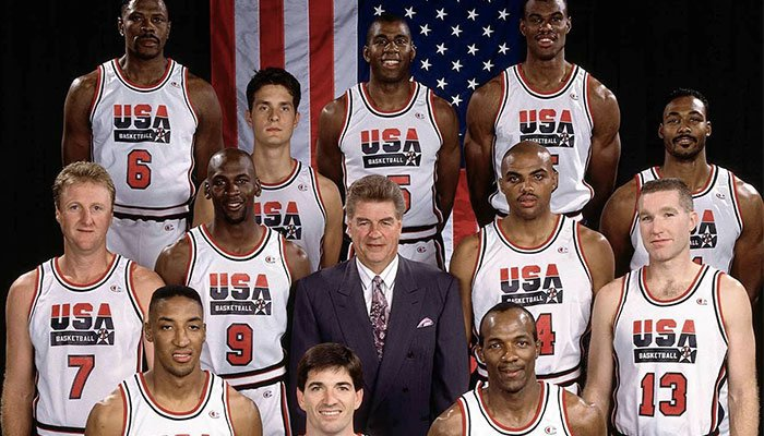 La Dream Team 1992