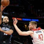 NBA – Davis Bertans répond sèchement au tacle d'Evan Fournier