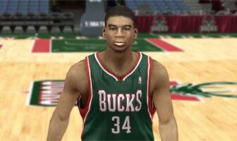 Giannis Antetokounmpo dans NBA2K14