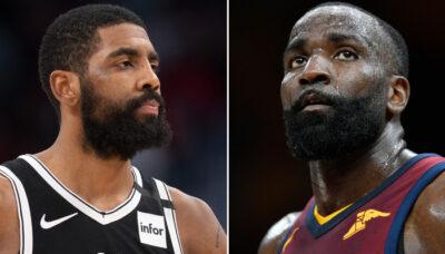NBA – Après son tacle contre LeBron, Kyrie se prend un headshot par Perkins