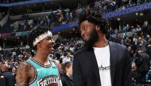NBA – Le joueur dont va s'inspirer Ja Morant pour sa seconde saison