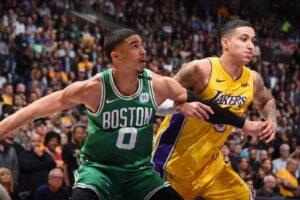 NBA – 5 jeunes stars dont Tatum et Kuzma font une demande spéciale à la ligue !