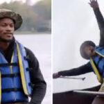 NBA – En 2017, la séquence hilarante de Jimmy Butler… en galère sur un canoë