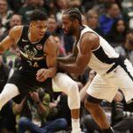 NBA – Une nouvelle stat ridicule de 2K21 entre Giannis et Kawhi étonne