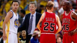 NBA – Bulls ou Warriors ? La géniale réponse de Steve Kerr