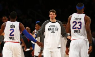 Kyle Korver au All-Star Game