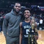 NBA – L'énorme décla sur Bronny James