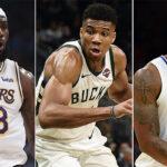NBA – Sports Illustrated lâche son top 15 des joueurs actuels, chute pour Luka et AD !