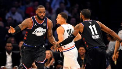NBA – Ce que LeBron attend précisément pour se réconcilier avec Kyrie