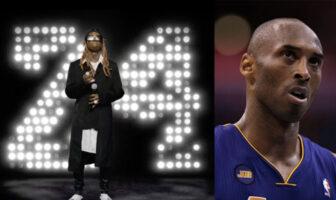 Lil Wayne Kobe Bryant NBA