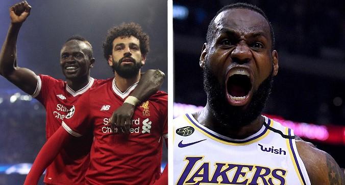 Liverpool et LeBron James