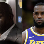 NBA – Les propos contestables de Magic Johnson sur LeBron James