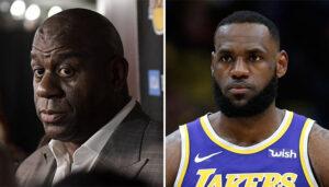 NBA – Magic Johnson invite une 3ème star à rejoindre les Lakers